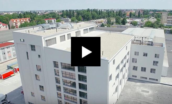 MLYNICA - Revitalizácia bývalej továrne z roku 1964